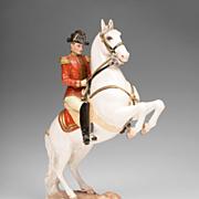 Royal Vienna Wien Augarten Spanish Riding School Figurine