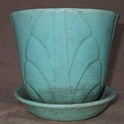 Vintage Art Deco Style McCoy Pottery Planter