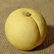 Italian Alabaster Stone Fruit - Peach