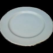 "Vietri - 12"" Dinner Plate/Charger - Cucina Fresca - Cream/Yellow"