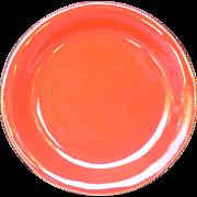 """Vietri - Rosso Vecchio - Red 7 5/8"""" Salad Plate"""