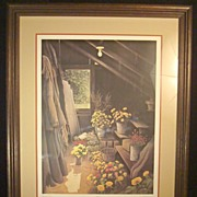 "Bob Timberlake Signed and Numbered Print ""Morning Sun"""