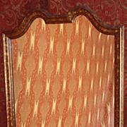 Vintage LaBarge Faux Finish Mirror