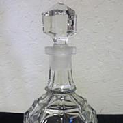 Set of two perfume bottles