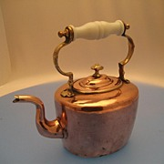 Copper Kettle - Early to Mid Victorian