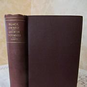 1800's Sir Walter Scott, The Black Dwarf, Tales of My Landlord, Quentin Durward..Oxford Editio