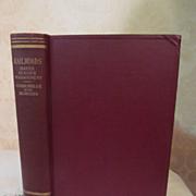 1924 Railroads, Rates, Service, Management by Homer Bews Vanderblue & Kenneth Farwell Burgess,