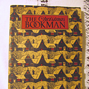1924 The Christmas Bookman, December, Vol LX, No 4, Publ George H Doran Company