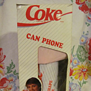 1993 Diet Coke Phone, MIB