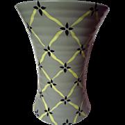 Vintage Howard Pottery Brentleigh Ware Lotus Vase
