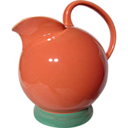 Lindt Stymeist Colorways Salmon & Green Ball Pitcher