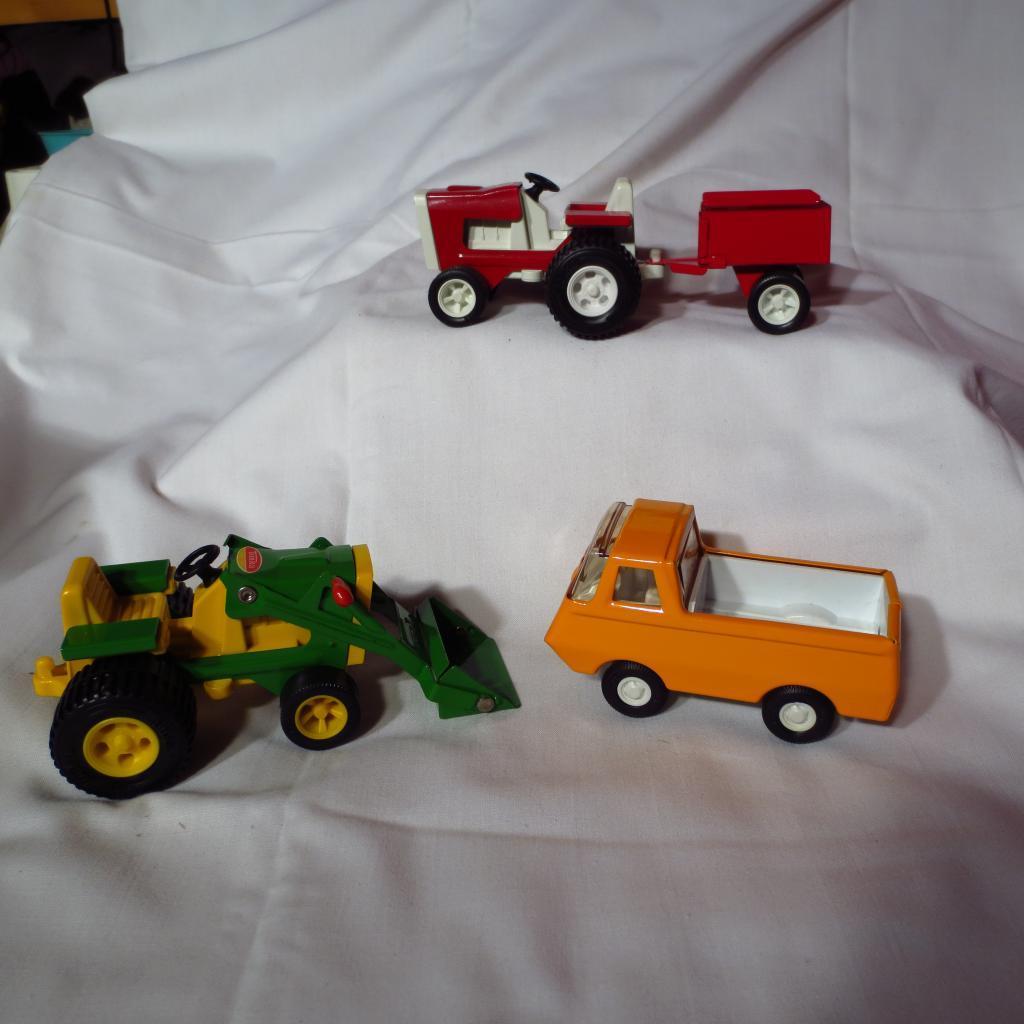 Boxed Tiny Tonka Farm Set 7901
