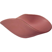 North Dakota Rosemeade Pottery Pinched Rim Bowl