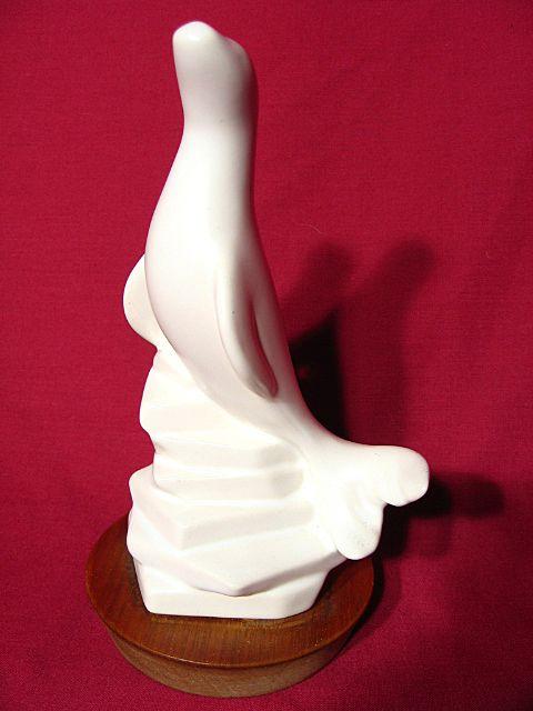B.C. Ceramics Wildlife Series By Herta Seal Figurine