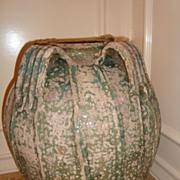 French 18th century jar South France