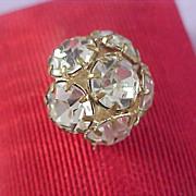 Diamante` Medium Headlights - 1930's Button