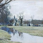 William Fraser Garden ( 1856-1921)    British Listed Artist