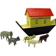 Miniature German Ark for a fashion or bisque doll