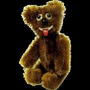 Schuco JANUS two faced teddy bear