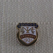 Metropolitan Life Insurance Co Pin 50,000 Ordinary 1931