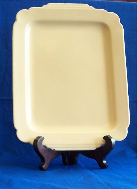 Homer Laughlin Ivory Century Riviera 15 inch Platter