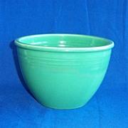 Fiesta Light Green #4 Mixing Bowl