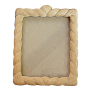 Syroco Wood Picture Frame 1940's – 1950's