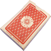 Mini Small Cross-Mino French Card Game