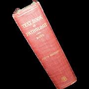 Text Book of Pathology 1947  Boyd