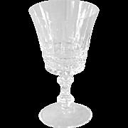 Crystal Tuilleries – Villandry Water Goblet