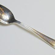 Vintage Sterling Souvenir Spoon - Pensacola