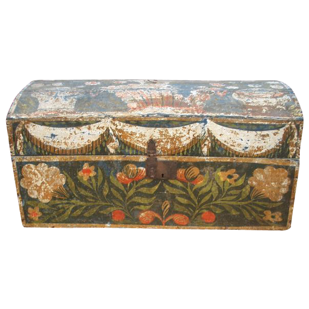 Marriage Box from Normandy ,France