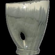 Royal Hickman Florida Large Pierced Gladiola Vase
