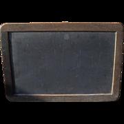 c. 1900 School House Slate - Black Board - Primitive