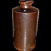c. 1880 Stoneware Ink Bottle - Stephens Aldergate S London