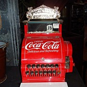National Cash Register Advertising Coca-Cola
