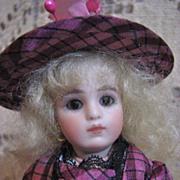 Small 7 inch Bru by Doll Artist