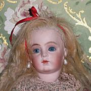 Antique Bisque Bru Jeune Bébé  Doll