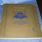 George VI and Queen Elizabeth, Coronation Souvenir Book, 1937