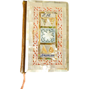 The Book of Common Prayer, Jerusalem, Mother of Pearl, Edwardian