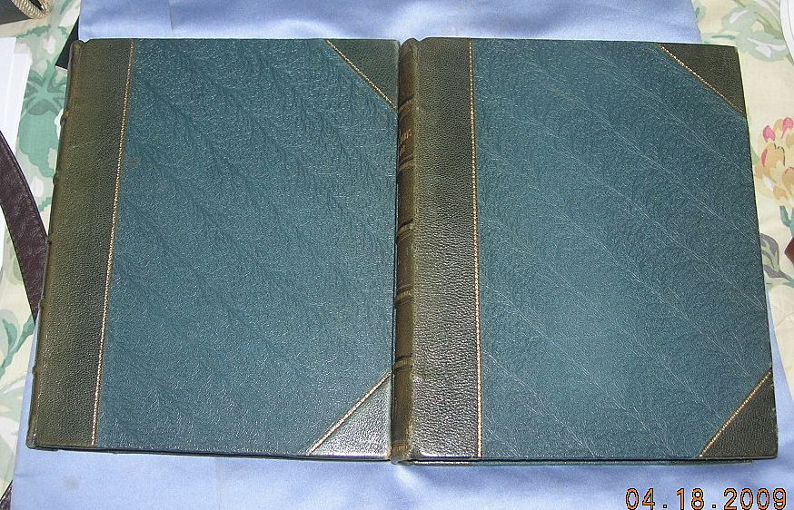 The National Burns,Ed. by Gilfillan, 2 Volumes, Victorian