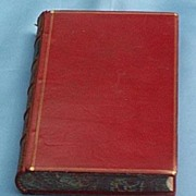 The Red True Story Book, 1st Edition, 1895