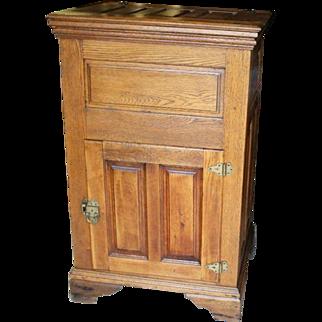 Wood Ice Box