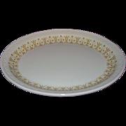 Syracuse Restaurant Ware Oval Platter USA 1929