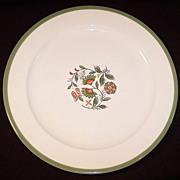 1969 Round Homer Laughlin Platter