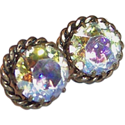 Loads of Sparkle! Brilliant Paste Post Earrings