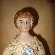 6 inch Doll House Doll in lace