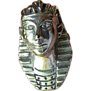 Sterling silver-King Tut-ring