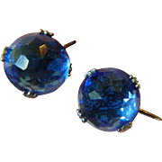 Briochette cut glass stones Earrings