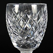"""Waterford """"Donegal"""" Port Glass"""